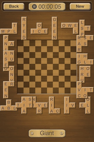 Word Jigsaw: A Jigsaw Puzzle for Word Game Lovers! screenshot 4