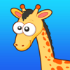 Animal Puzzle kids games for girls & boys app 3 +