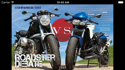 Bmw Motorcycle Magazine review screenshots