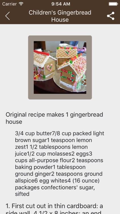 all xmas recipes free app