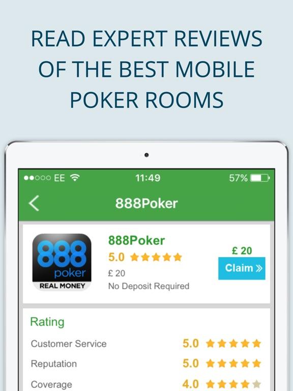 Free no deposit poker offers