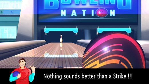 Bowling Nation 3D Screenshot