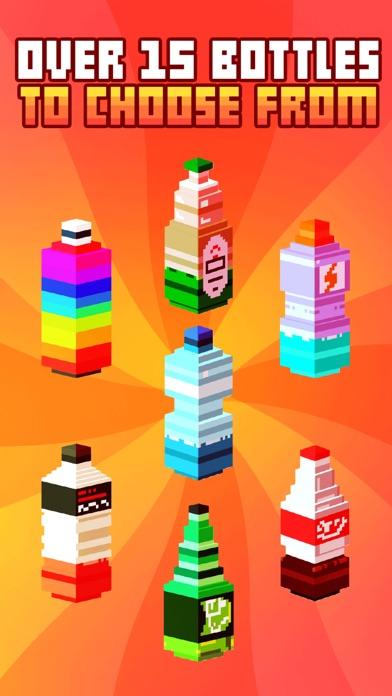 Screenshots of Flippy Bottle Extreme! - Hardest Flip Bottle 2K16 for iPhone
