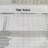 Yam Score