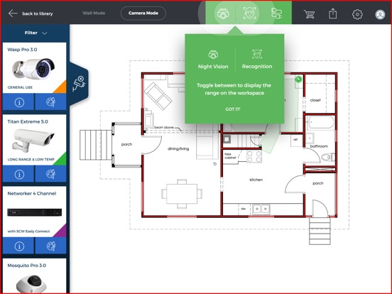 Scw Surveillance Floor Plan Designer On The App Store