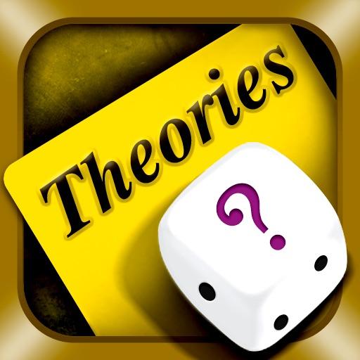 Theories MegaMix Trivia Game iOS App