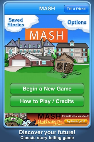 MASH Lite screenshot 1