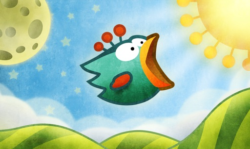 Tiny Wings TV iOS App