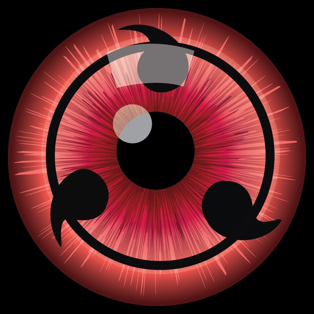 sharingan eyes eye color changer for naruto game on the