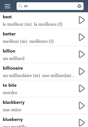 Learn French - AccelaStudy® screenshot 4