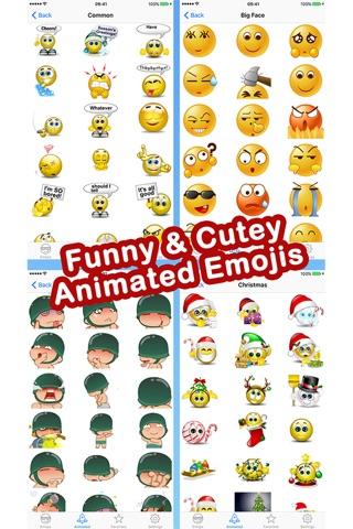 Emoticons Keyboard Pro - Adult Emoji for Texting screenshot 2