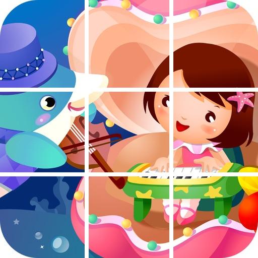 Drag Piece Puzzle iOS App