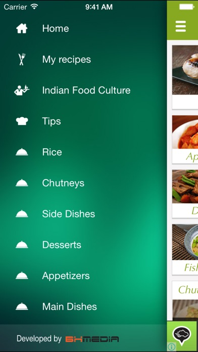 Indian food recipes best cooking tips ideas on the app store iphone screenshot 2 forumfinder Images