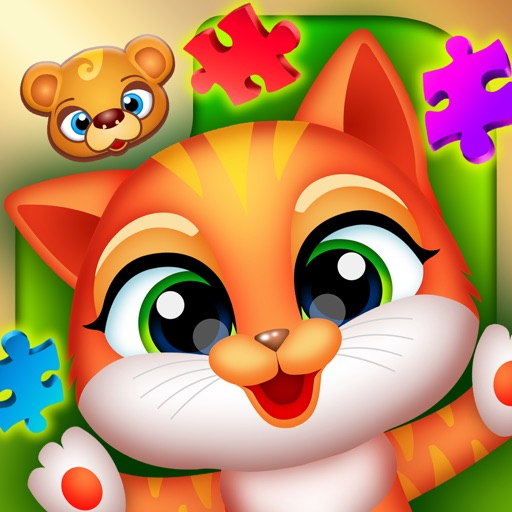 123 Kids Fun PUZZLE Academy Toddlers Puzzle Games