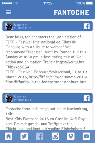 Fantoche screenshot 3