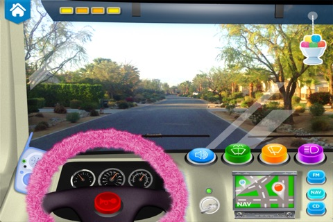 Kids Vehicles: Dora Ice Cream Truck! Counting Game screenshot 4