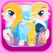 Princess Pony Dress Up & MakeOver Games - My Little Pets Equestrian Girls