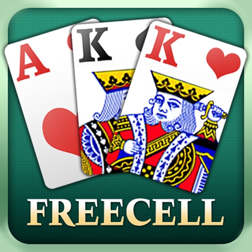 FreeCell - Solitaire Card game By ravilla Thirumala