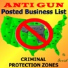 Posted! - Carry List Anti-Gun Locations
