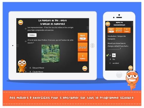 iTooch 4ème screenshot 2