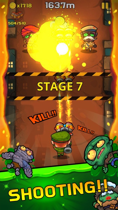Zombie Masters Screenshot