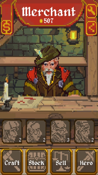 Merchant RPG Screenshot