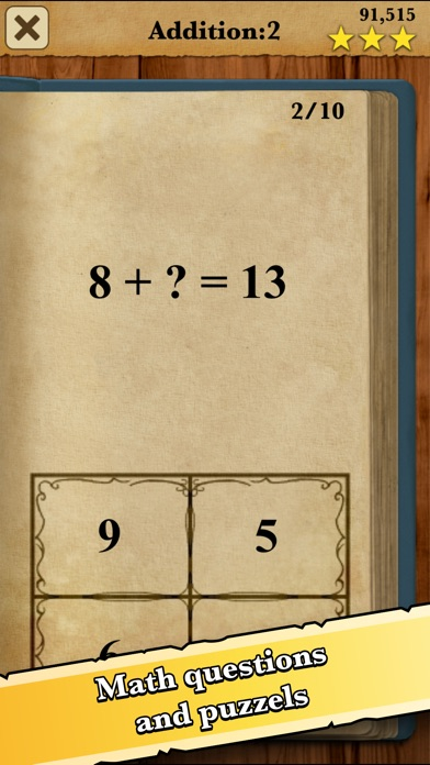 King of Math: Full Game Screenshots