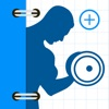 Fitness Buddy+ Gym Workout Exercise, Home Trainer