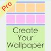壁紙作郎Ex:超簡単オリジナル壁紙作成