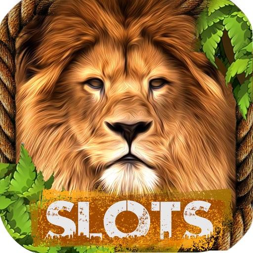 Lion Slot Machines Safari Tournament iOS App