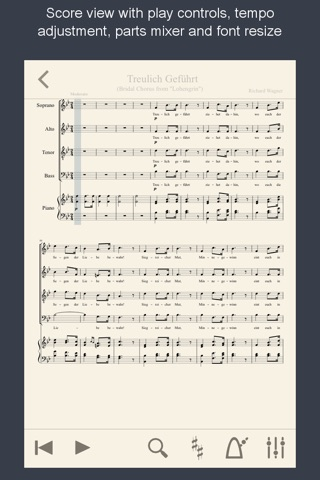 MuseScore Songbook - Sheet Music screenshot 1