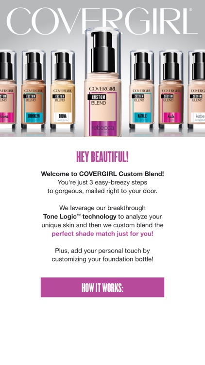 COVERGIRL Custom Blend by Coty Inc