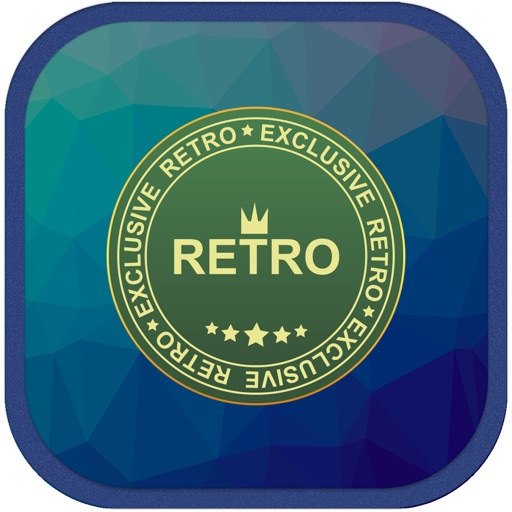 Winner Mirage Retro Slots - Free Casino Game iOS App