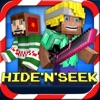 Hide N Seek Mini Game for Minecraft PE ( Edition )