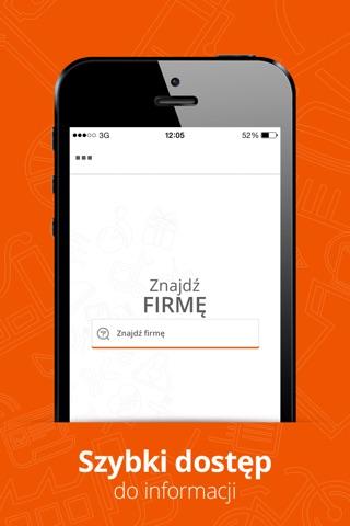 Firmy.net - opinie, okazje, wyszukiwarka firm screenshot 1