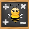 Honey Bee Math App for Kids - Learn counting