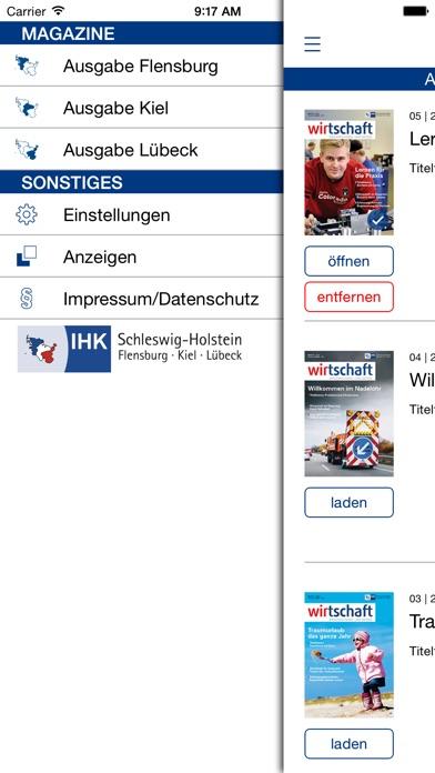 ihk magazin schleswig holstein on the app store. Black Bedroom Furniture Sets. Home Design Ideas