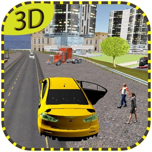 Taxi Drive Simulator Pro iOS App