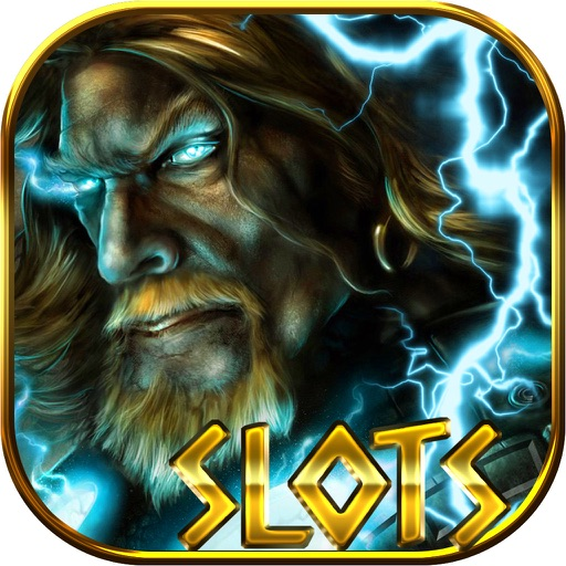 Zeus Slot Machines – Real Lucky Pokies Journey iOS App