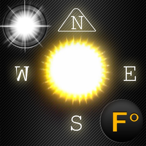 天气罗盘GPS:Weather Compass Gps+ (Weather, Map, Speedometer, Altimeter, Course)【驴友必备】