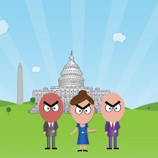 Angry Politicians 2012 iOS App