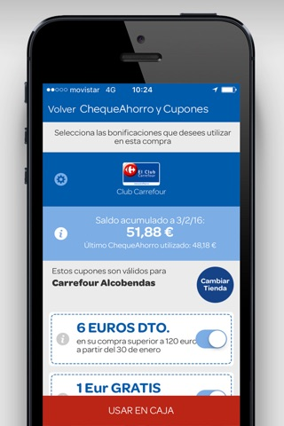 Mi Carrefour: Cupones & Ahorro screenshot 3