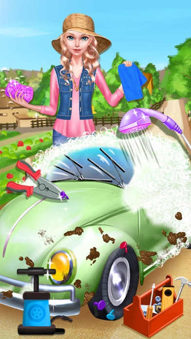 download Berry Picking Farm - Girls Pastry Story apps 4