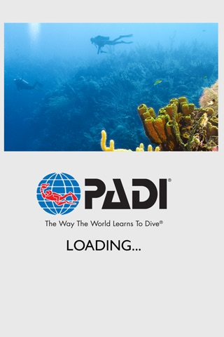 PADI Library screenshot 1