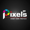 Pixels CCTV icon