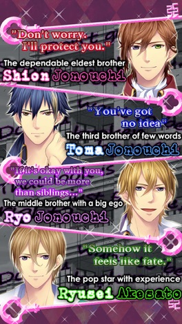 dating sim iphone free