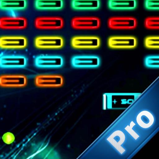 Addictive Super Space Brick PRO : Win The War iOS App