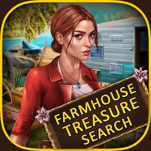 Farmhouse Treasure Search iOS App