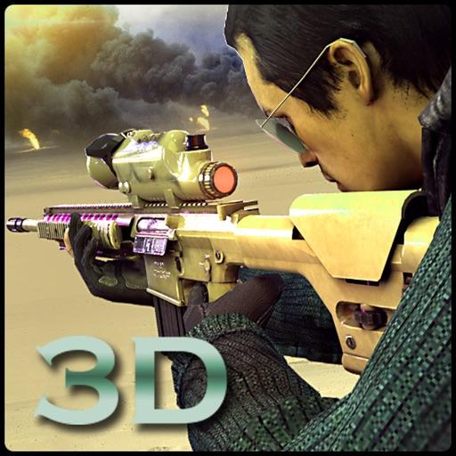 Fury of Snipper. Elite Commando Shooting Simulator iOS App