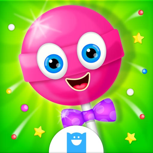 Lollipop Kids - Candy Cooking Games iOS App